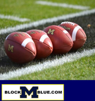 BlockMBlue.com: Your #1 source of Michigan Wolverines coverage.